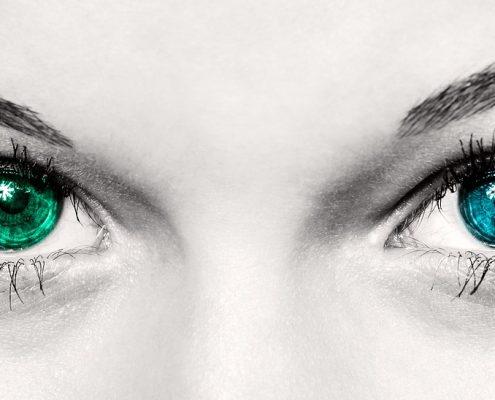 verhoogde oogdruk